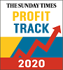 The Sunday Times Profit Track 2020 logo