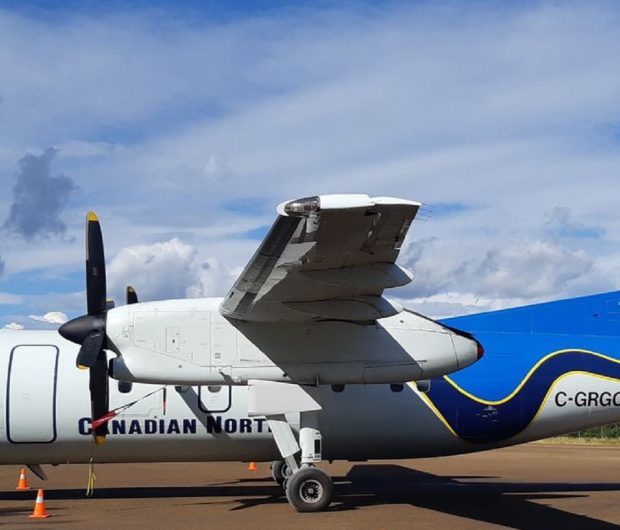 ACC Aviation Remarkets Two Dash 8-100s on behalf of Canadian North