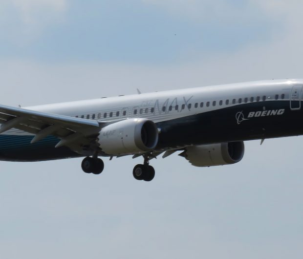 Boeing 737 MAX Narrowbody Commercial Aircraft