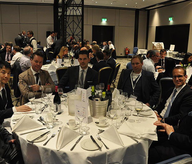 Delegates at ACC airline Conference 2018