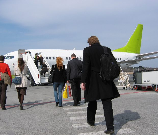 Air Charter: Supporting Essential Business Travel