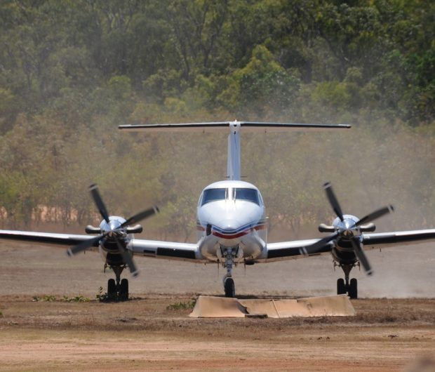 ACC Operates COVID-19 Repatriation Flight for NGO Personnel