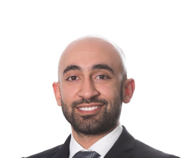 Mehrad Jaberansari, Business Development Manager - Aerotask, Part of ACC Aviation Group