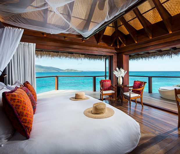NECKER ISLAND, BRITISH VIRGIN ISLANDS bedroom