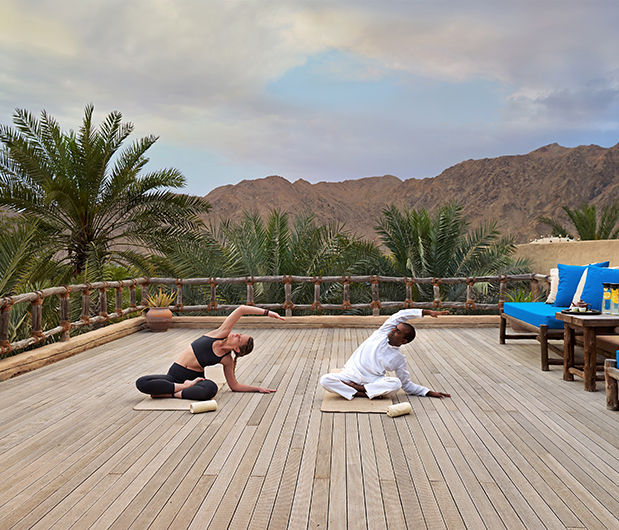 SIX SENSES ZIGHY BAY, OMAN yoga
